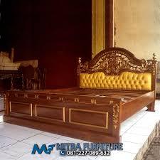 Dipan Kayu Kalimantan ranjang dipan kanista ukiran kayu jati product 85 agus mebel jepara