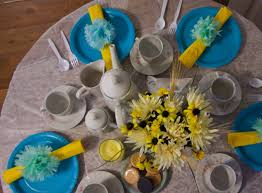 baby shower table settings all consuming rituals materialism and baby showers archaeology