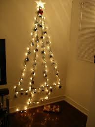 appealing tree lights on wall 83 walmart tree