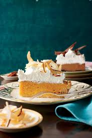 Crustless Pumpkin Pie Recipe South Africa by Splurge Worthy Thanksgiving Dessert Recipes Southern Living