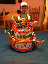 handy manny cake for xander love love love pinterest cakes