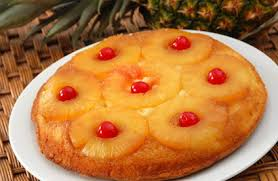 pineapple upside down cake equal