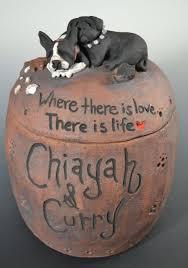 dog urns for ashes ceramic custom dog urn search urn