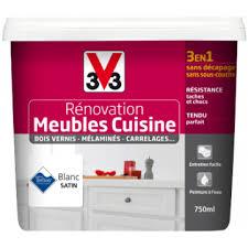 v33 peinture cuisine peinture rénovation meubles de cuisine satin produits d