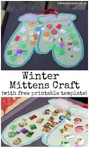 70 best kids crafts winter images on pinterest winter winter