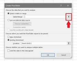pivot table excel 2016 how to create a pivot table in ms excel 2016 data to fish