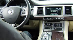 2013 jaguar xf sportbrake interior youtube