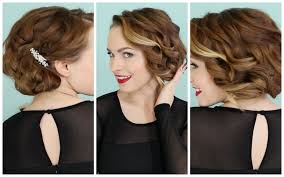 medium length haircuts for 20s holiday faux bob no teasing required d youtube