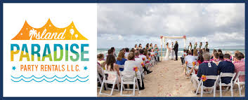 party rental island paradise party rentals llc is a party equipment rental service in