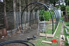 how to make your own polytunnel gardening u0026 permaculture design