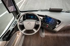 future mercedes benz cars autonomous mercedes future truck 2025 previews the future of shipping