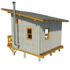 cabin designs plans elevated cabin plans