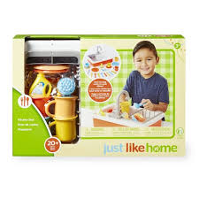 Kitchen Sink Play Just Like Home Kitchen Sink Set Toys R Us
