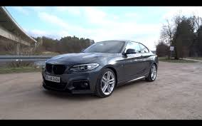 bmw m sport coupe 2014 bmw 220i coupe m sport start up and vehicle tour
