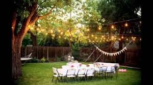 Fall Backyard Wedding Ideas Outdoor Backyard Wedding Reception Ideas Vapify
