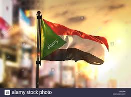Old Sudan Flag Khartoum Stock Photos U0026 Khartoum Stock Images Alamy