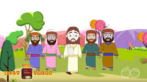 jesus calls four fishermen i new testament stories i animated