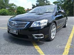 gps toyota camry toyota camry 2008 v 2 4 in selangor automatic sedan black for rm
