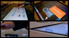 Interactive Meeting Table Une Table Interactive Qui Apporte La Technologie à Vos Réunions