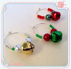 4 Ideas For Jewelry Making - 4 easy kid jingle bell crafts jewelry pendants