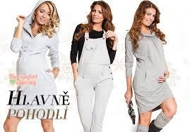 tehotenska moda moderní těhotenská móda top women