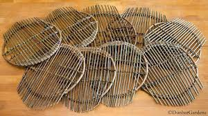 ninth anniversary gifts 9th anniversary gift willow willow basketmakerwillow basketmaker