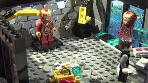 stark malibu mansion lego marvel superheroes malibu mansion moc youtube