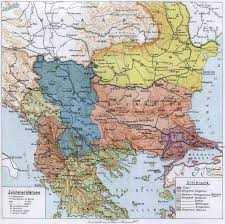 Map Of Bulgaria D Rizoff U2013 The Bulgarians In Their Historical Ethnographical And