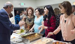 armenian iranians in the us celebrate thanksgiving as a reminder of