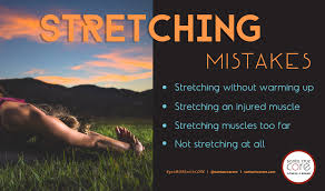 Sore Muscles Meme - common stretching mistakes santa cruz core fitness rehab