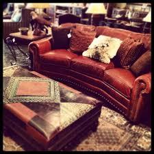 rustic leather sofa rustic sofa dallas western sofa dallas