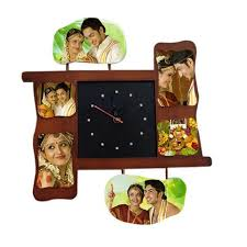 personalized clocks with pictures personalized wall clock with pictures customized wall clocks