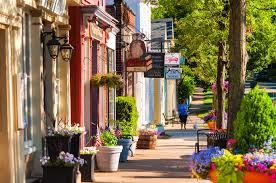 cutest small towns the 10 most beautiful towns in ohio