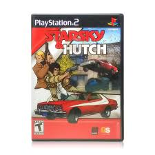 Starsky And Hutch The Game Starsky U0026 Hutch Sony Playstation 2 Game