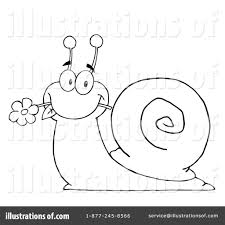 snail clipart 1056457 illustration by hit toon