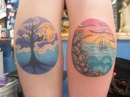 calf tattoos by thetattshop on deviantart