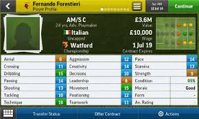 manager for android apk football manager handheld 2015 for android free