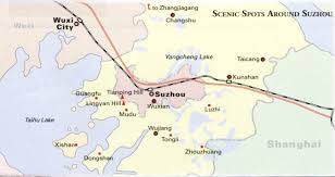 Show Me A Map Of China by Suzhou Maps Maps Of Suzhou In China
