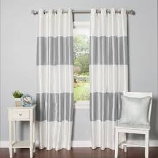 striped curtains u0026 drapes you u0027ll love wayfair