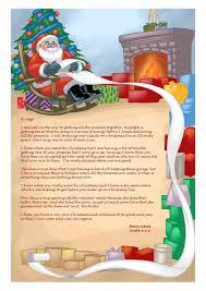 santa letters personalised santa letters