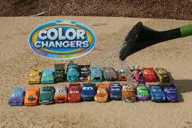 color changers cars video cars 2 color splash speedway ramone u0027s