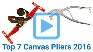 Upholstery Stretching Pliers Top 7 Canvas Pliers Of 2016 Video Review