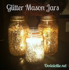 jar candle ideas wedding ideas fantastic jars with candles wedding photo