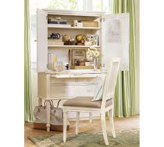 Secretary Desk With Hutch by White Secretary Desk With Hutch U2014 Readingworks Furniture