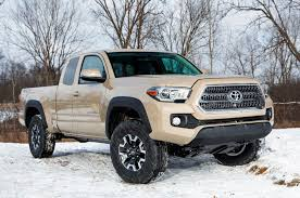 new toyota truck 2016 toyota tacoma first look