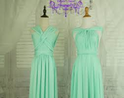mint green bridesmaid dresses mint bridesmaid dress etsy