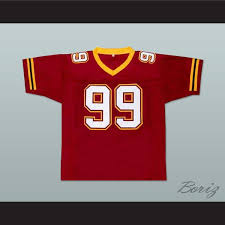 steve lattimer football jersey the program movie new stitch sewn