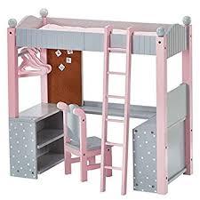 Dolls Bunk Beds Uk S World Princess 18 Inch Doll Furniture College