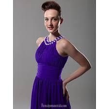 regency purple bridesmaid dresses knee length chiffon bridesmaid dress regency plus sizes