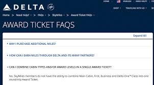 delta responds mixed cabin rewards remain sort of live and